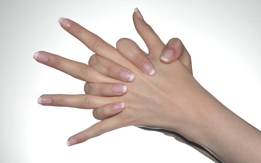 Haut ohne Neurodermitis