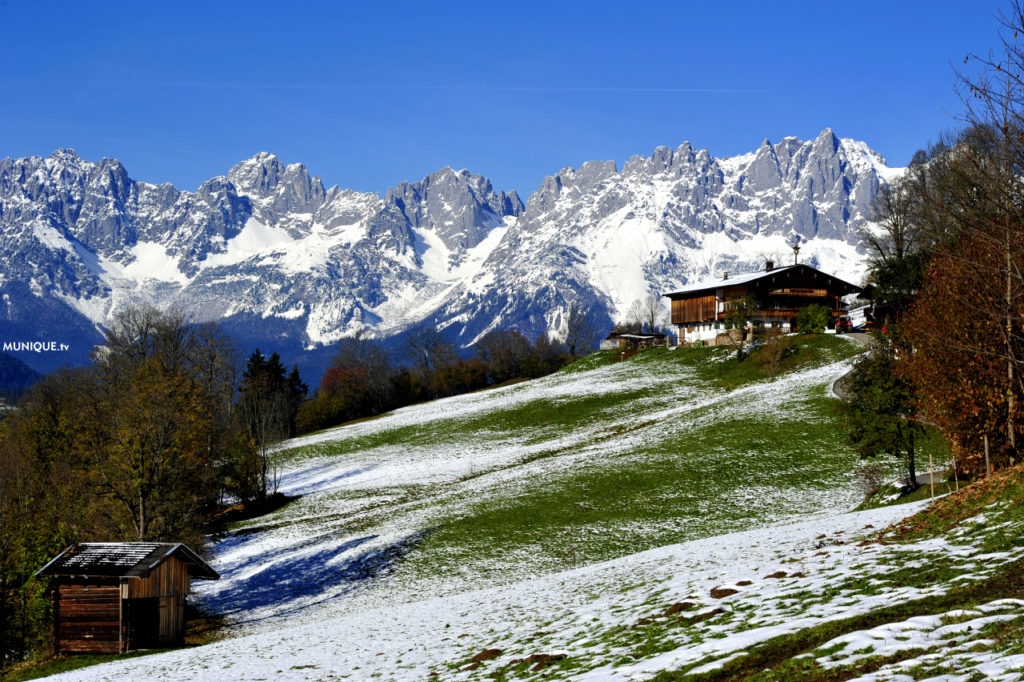 Springtime Alps Kitz
